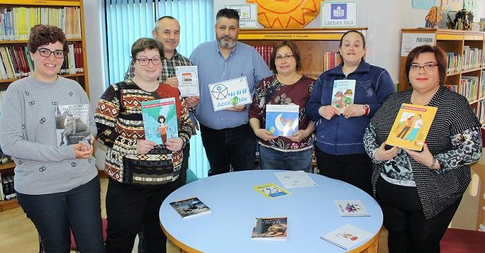 La Biblioteca Municipal José López Rubio es más accesible gracias al programa de APROSMO Bibliotecas para Todos