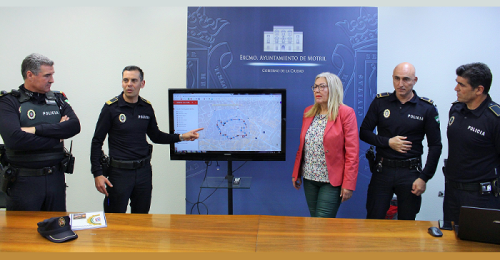La Policía Local pone en marcha una aplicación interactiva QR de servicio público al ciudadano en Semana Santa.png