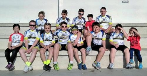 Los corredores sexitanos dieron la talla en el 'Trofeo Pérez Garzón' de Santa Fe.jpg