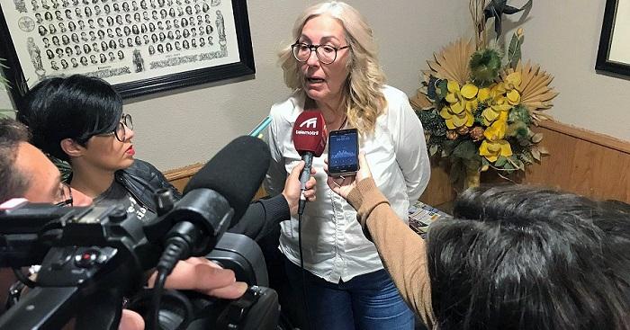 María Ángeles Escámez, teniente de alcalde de Personal en el Ayuntamiento de Motril.jpg
