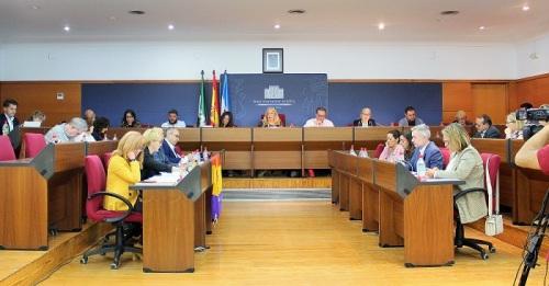 Momento del Pleno del Ayuntamiento de Motril, 16 de abril 2019.jpg