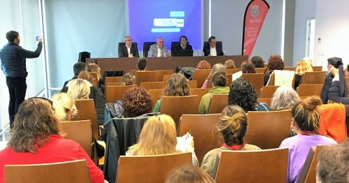 Motril acoge las terceras Jornadas Profesionales de Infancia y Familia