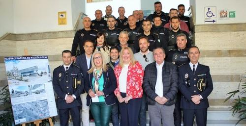 Motril estrenará una nueva Jefatura de la Policía Local gracias a una inversión tres millones de euros.jpg