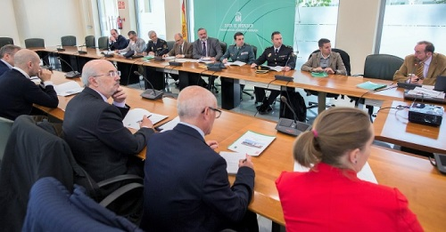 Reunión del Comité Asesor del Plan de Emergencias Exterior de la empresa Secicar S.A de Motril.jpg