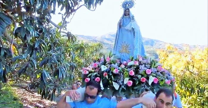 Romería de la Virgen de Bodíjar