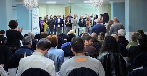 Adelante Almuñécar-La Herradura presentó su candidatura en Chinasol