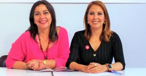 Alicia Crespo y Gádor Dominguez presentan las propuestas de Turismo, Pesca, Playas, Festas y Eventos.jpg