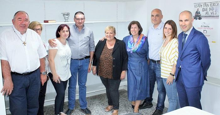 Cáritas pone en funcionamiento el nuevo centro para la atención a personas sin hogar o en situación de calle.jpg