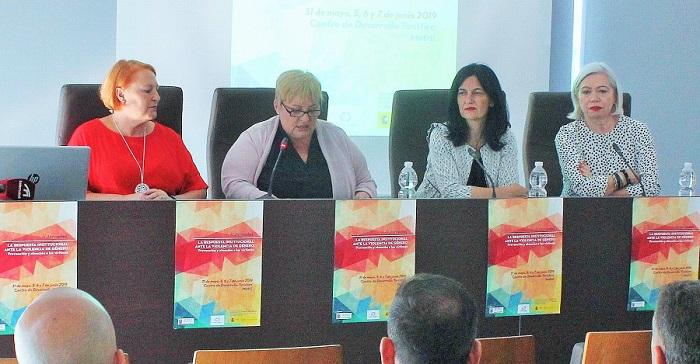 Comienzan en Motril las 'II Jornadas de Respuesta Institucional Ante la Violencia de Género'