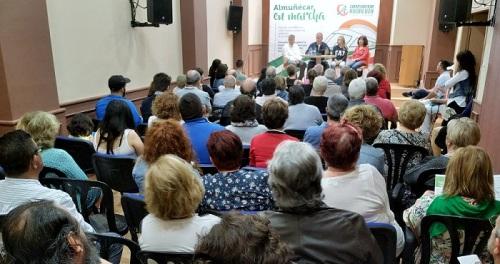 Convergencia Andaluza (CA) presentó este lunes su Programa de Cultura.jpg