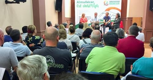Convergencia Andaluza (CA) presentó su 'Programa de Turismo' ante los empresarios del sector.jpg