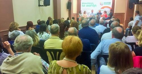 Convergencia Andaluza presentó anoche su Programa de Comercio.jpg