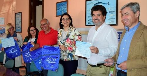 Dos campañas buscan concienciar sobre la importancia de conservación de los recursos pesqueros