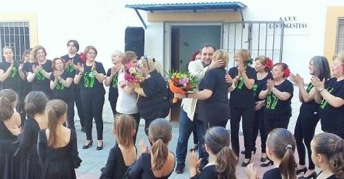 El baile, protagonista este miércoles de la Semana de Puertas Abiertas del barrio de Las Angustias.jpg