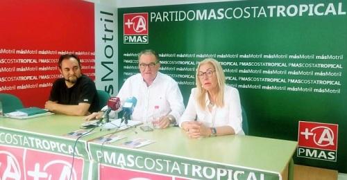 El candidato a la alcaldía por Más Motril pide que los motrileños se movilicen y vayan a votar el domingo.jpg