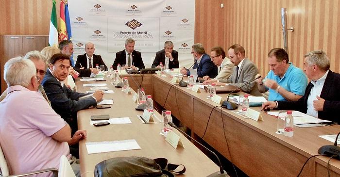 El nuevo Consejo de Administración del Puerto aprueba inversiones privadas por 2,1 millones de euros.jpg