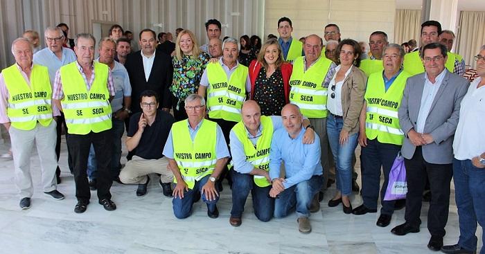 El PSOE se compromete a agilizar al máximo los trámites para el inicio de las obras de las conducciones de Rules.jpg