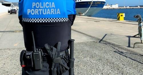 El Puerto de Motril mejora la seguridad de los agentes de la Policía Portuaria