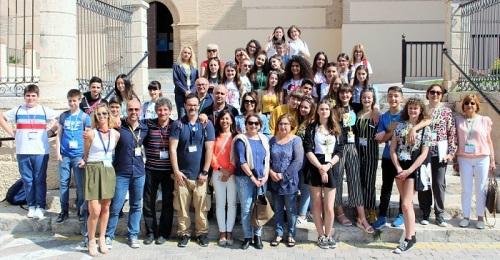 Estudiantes polacos, italianos y búlgaros del programa Erasmus+ visitan el Ayuntamiento de Motril.jpg