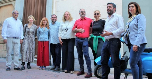 Juan Alabarce Maldonado, 'La Juanita', ya tiene su placa en la calle Cervantes de Motril.jpg