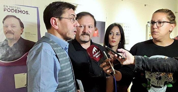 Juan Carlos Monedero evoca el 'Sí se puede' en un acto celebrado en Motril.jpg
