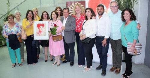 La histórica socialista motrileña Maricarmen Carmona recibe el premio María Lezárraga