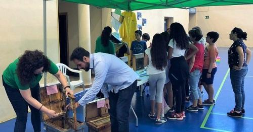 Los escolares de Salobreña participan en unas jornadas de educación medioambiental.jpg