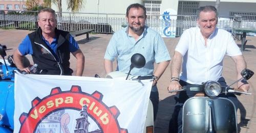 Más de 200 motos participan en la 6ª Ruta Vespa Costa Tropical.jpg