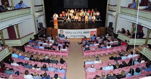 Más Motril presentó su candidatura en el Teatro Calderón.jpg