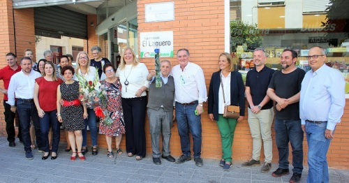 Motril dedica la calle Santísimo a Juan Lupión 'El Laguero' por su trayectoria y calidad humana.jpg