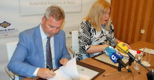 Motrilport y el Ayuntamiento de Motril acuerdan un transporte gratuito a la ciudad para los cruceristas.png