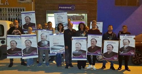 Podemos Motril_Elecciones Municipales 26M