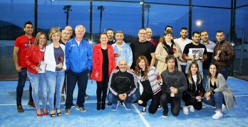 Punto final para la III Liga de Pádel de Salobreña, que contó con la participación de 82 jugadores.jpg