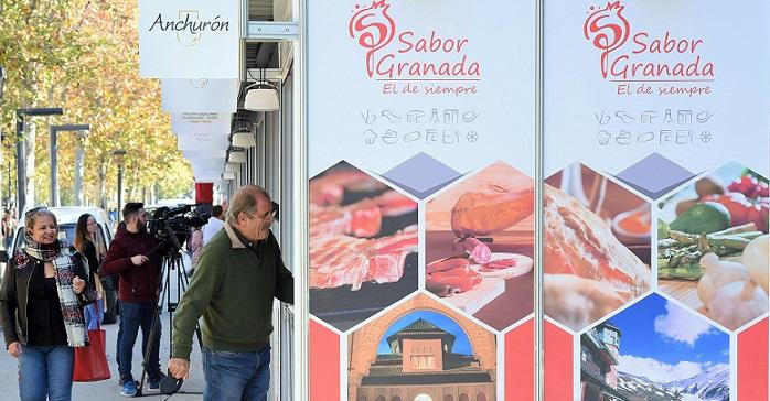 Sabor Granada organizará mercados comarcales para acercar la calidad de sus productos a toda la provincia