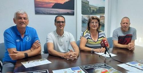 Carchuna-Calahonda presenta la IV carrera nocturna 'Cámping Don Castus – Castillo de Carchuna'