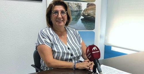 Concepción Abarca, presidenta de el ELA de Carchuna Calahonda.jpg