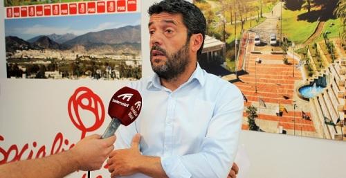 Desde el PSOE se cuestiona la entrada de Ciudadanos en el gobierno municipal de Motril.jpg