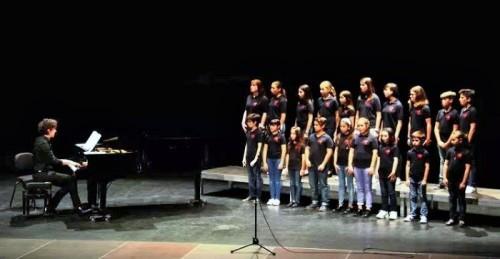 El Coro Infantil 'Los Arcos' ofrece este miércoles un concierto en Almuñécar.jpg