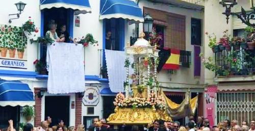 El Corpus Christi procesionó por las calles y plazas de Almuñécar
