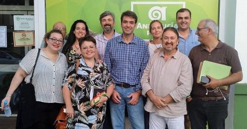 El nuevo andalucismo de AxSí arranca en 26 ayuntamientos