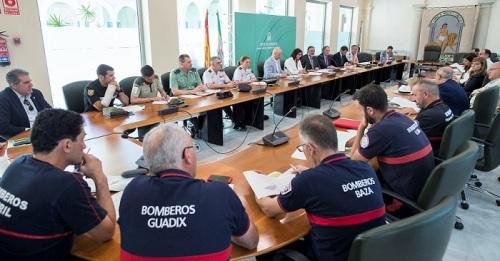El Plan Infoca hace frente a una nueva campaña contra incendios con un presupuesto de 24 millones de euros.jpg