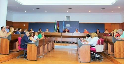 El Pleno hace oficial la organización del Ayuntamiento de Motril para los próximos cuatro años.jpg