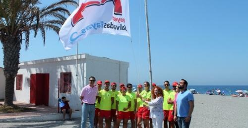 El próximo fin de semana comienza el dispositivo de limpieza y mantenimiento de las playas de Salobreña.jpg