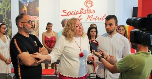 El PSOE de Motril se suma a las celebraciones del Día Internacional del Orgullo LGBTI