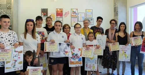 El sexto Concurso de Dibujo y Pintura, HelArte entrega sus galardones