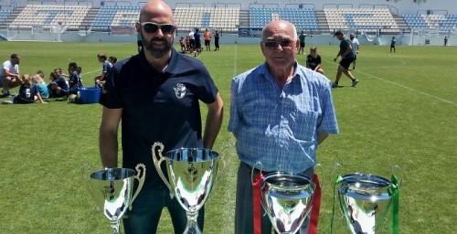 El Trofeo Diputación Miguel Prieto de fútbol 7 se celebra en Motril con la participación de ocho equipos.jpg