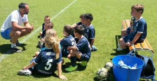 El Trofeo Diputación Miguel Prieto de fútbol 7 se celebra en Motril con la participación de ocho equipos