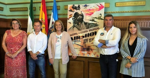 El XIV Festival Aéreo Internacional de Motril espera batir su récord de espectadores el próximo domingo.jpg