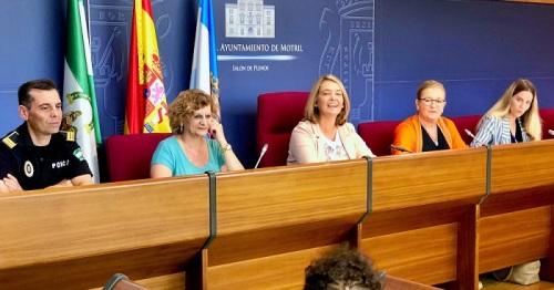 García Chamorro preside la comisión local de absentismo escolar.jpg