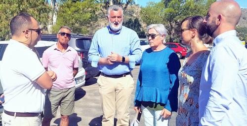 Los empresarios de actividades náuticas de Almuñécar y La Herradura ven más cerca la solución a sus problemas